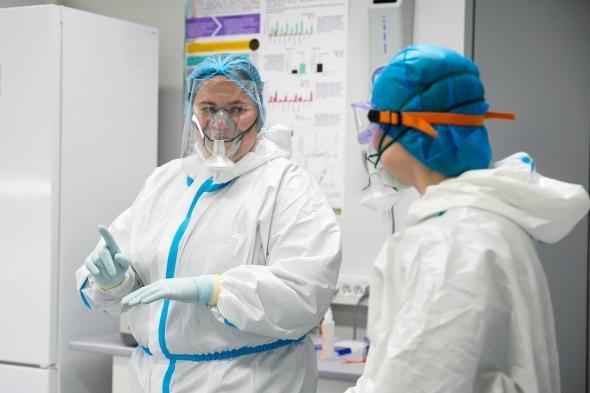 В Литве проводятся клинические исследования лекарств от COVID-19