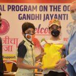 Соотечественники в Индии собрали еду и одежду для нуждающихся
