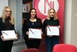 Победители конкурса «Славянские языки и культуры» Русского центра в Пече получили награды
