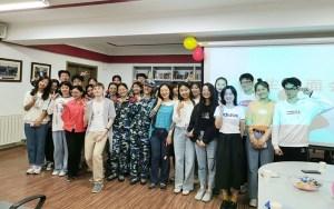 Ежегодная встреча китайских и российских студентов состоялась в Даляне