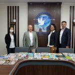 Ассоциация российских соотечественников Черноморского региона Турции получила литературу на русском языке