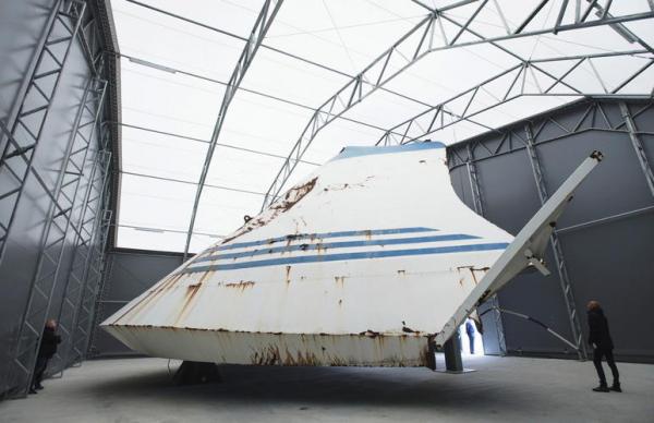 К останкам парома «Эстония» могут отправить подводного робота