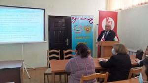Международная конференция русистов состоялась в Таджикском национальном университете