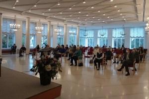 Круглый стол по программе переселения состоялся в Бонне