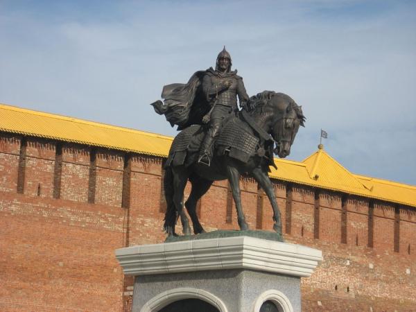 Исполнилось 670 лет со дня рождения князя Дмитрия Донского