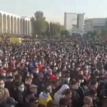 Киргизия: президент заявил о попытке госпереворота, ЦИК признала выборы недействительными