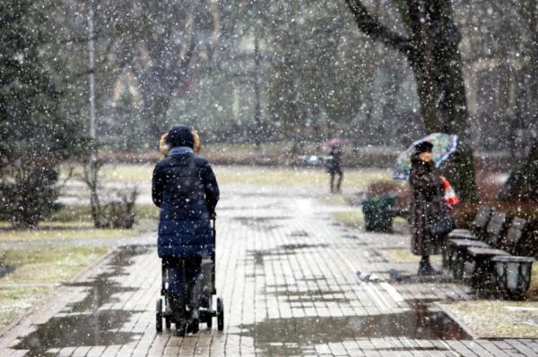 Метеоролог рассказал, когда в Латвию придет зима