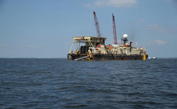 Дания выдала Nord Stream 2 разрешение на работу на шельфе