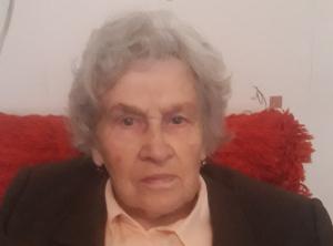 В строй «Бессмертного Полка» встала санитарка Татьяна Игнатьевна Дмитриева