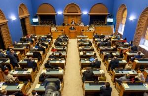 Комиссия Рийгикогу рассмотрит меры MES для борьбы с кризисом