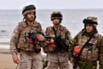 Мэр Адажи: благодаря солдатам НАТО в городе не чувствовался кризис