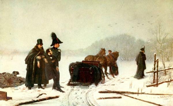В финской газете написали, что Пушкин умер от туберкулёза