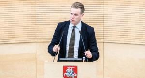 Новой коалиции предстоит соответствовать высочайшим стандартам политэтики - Г. Ландсбергис