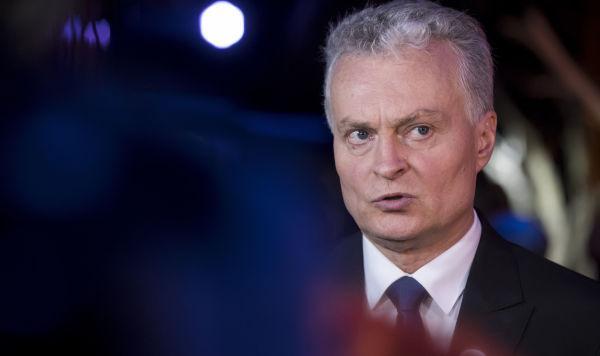 Президент Литвы призывает ЕС игнорировать объявление С. Тихановской в международный розыск