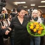 Главой Национального олимпийского комитета Литвы переизбрана Д. Гудзинявичюте