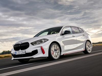 «Горячий» хетчбэк BMW 128ti представлен официально