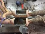 Как «запороть» мотор, выбив катализатор у автомобиля