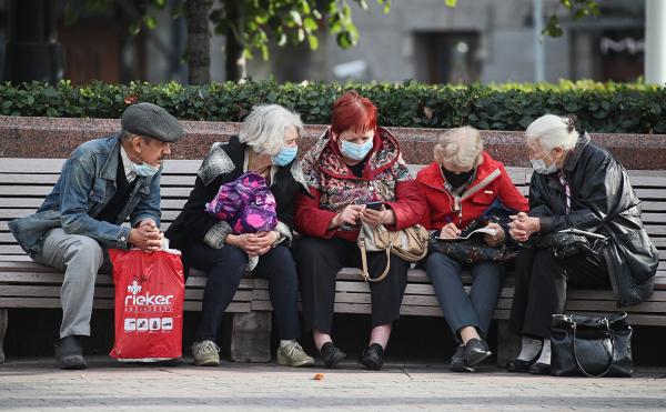 Минтруд назвал прожиточный минимум пенсионеров заниженным