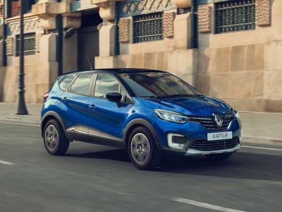 Renault подгонит кроссовер для тест-драйва всем желающим прямо к подъезду