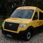 УАЗ выпустит микроавтобус, созданный 3 года назад