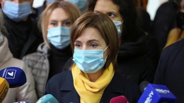 ЦИК Молдавии объявила результаты первого тура выборов президента