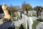 Оружейные залпы в память о павших: в венгерском Пече отметили окончание Первой мировой войны