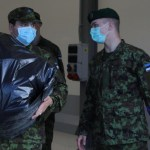 В Эстонии коронавирус диагностирован у 60 солдат-срочников