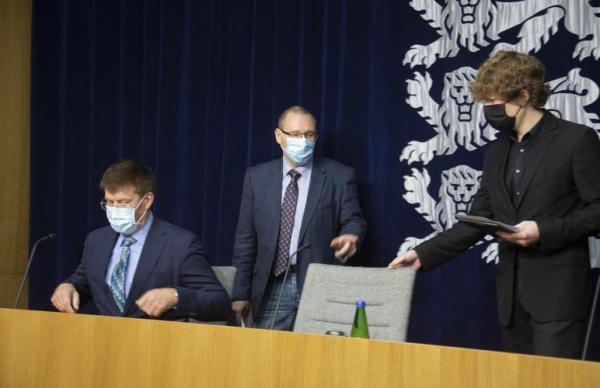 В Эстонии началась эпидемия: выдержит ли сфера здравоохранения