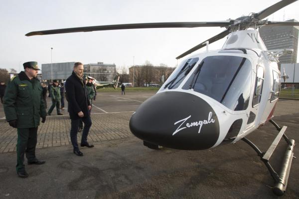 Глава МВД ЛР требует у правительства 200 миллионов евро. Зачем ему столько?