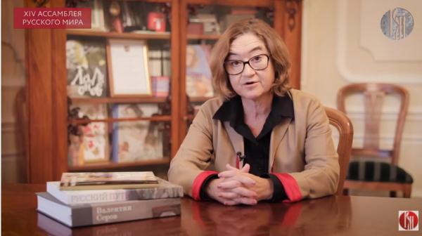 Зельфира Трегулова: Создать образ России как многосложной и богатейшей культурной цивилизации
