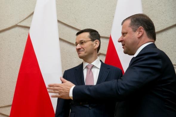 Премьер Литвы считает, что новые власти испортят отношения с Польшей