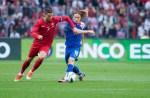 Россия проиграла Сербии в Лиге наций