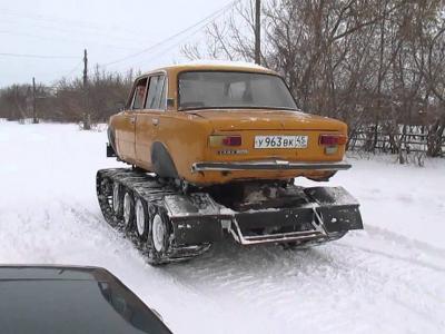 5 бюджетных седанов, лучше всего приспособленных к русской зиме