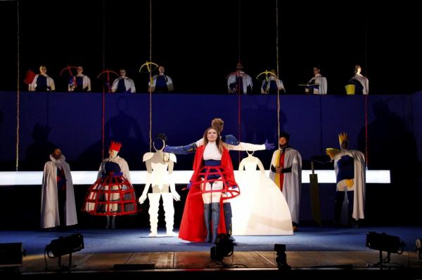 Театр из Германии победил в зарубежной программе фестиваля «Золотая провинция»