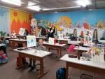 Осенние уроки творчества проходят в Нюрнберге
