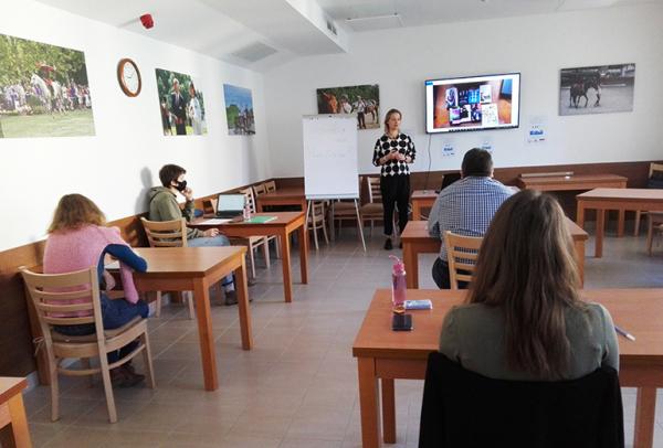 В венгерском Лакителеке прошёл лагерь русско-венгерского художественного перевода