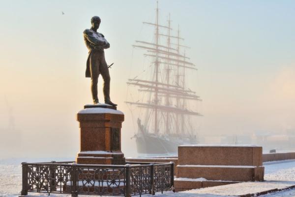 250-летие мореплавателя Ивана Крузенштерна отметили в Эстонии