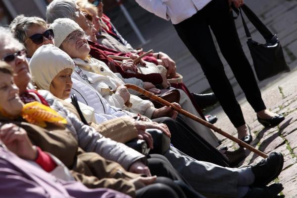 Власти Латвии пересчитали бедняков; цифра впечатляет