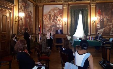 Соотечественники обсудили судьбы русской миграции на встрече в Загребе