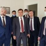 Евгений Примаков ознакомился с работой РЦНК в Анкаре
