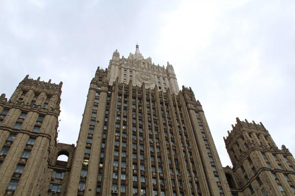 МИД РФ: Реакция Берлина подтверждает нежелание установить истину в деле Навального