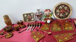 В День народного единства в Стара-Загоре наградили отличников Тотального диктанта и рассмотрели изделия из хохломы
