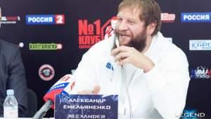 Александр Емельяненко сделал прогноз относительно боя Тайсона и Джонса