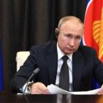 Владимир Путин: Россия отправила свыше миллиона тестов на COVID-19 более чем в 40 стран