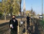 Акция «Сад памяти» вновь прошла в Венгрии