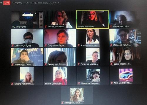 Работа МДС по продвижению русского языка представлена молодым соотечественникам на форуме в Волгограде
