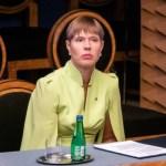 Керсти Кальюлайд созвала совет по гособороне