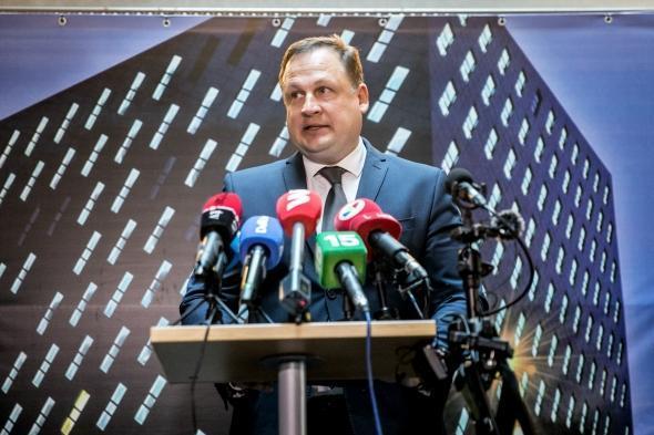 Президент решил не выдвигать кандидатуру Э. Пашилиса в судьи Общего суда ЕС