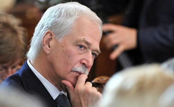Борис Грызлов: Предложенный Киевом план действий в Донбассе полностью противоречит Минским соглашениям