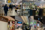 """Латвийцы со слезами закрывают свои магазины, а полиция """"просто выполняет приказ"""""""